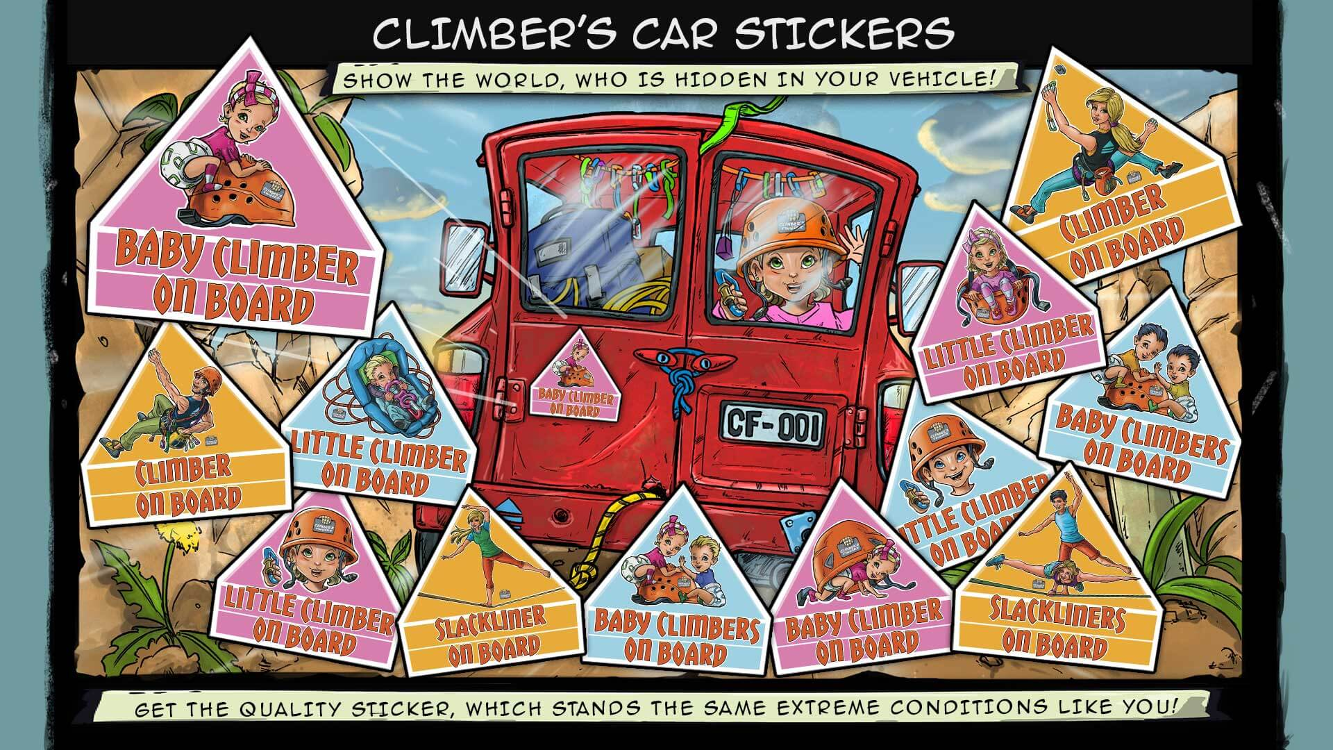 Climbers fingers slideshow 3